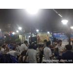 Sang gấp quán ẩm thực đường Nguyễn Thị Búp, quận 12