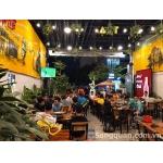 Sang quán nhậu nướng & bia 126 Tây Thạnh, Tân Phú