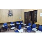 Sang trung tâm dạy học anh ngữ vị trí víp quận Tân Bình