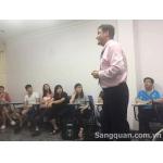 Sang Quyền kinh doanh trung tâm dạy học anh ngữ đường Cây Trâm, Gò Vấp
