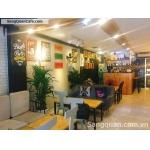 Sang Hoặc Cho Thuê gấp quán Cafe MB đẹp (5m x 20m)