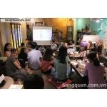 Sang quán cafe 58/9 Trương Định, P. Bến Thành, quận 1