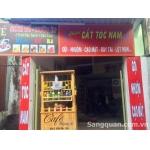 Cần sang tiệm tóc Nam , MT Tống Văn Hên , F.15 , Tân Binh