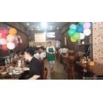 Sang quán cơm tấm rất đông khách ở 144B Hoàng Hoa Thám, Tân Bình