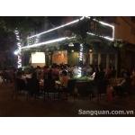 Sang nhượng quán đường Nguyễn Sỹ Sách - Tân Bình