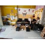 Sang tiệm nail - nối mi 269 Thoại Ngọc Hầu, quận Tân Phú