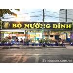 Sang quán nhậu đang hoạt động tốt tại khu Sân bay Tân Sơn Nhất