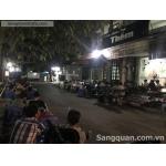 Sang quán cafe dưới CC Hà Đô, Phan Văn Trị, Gò Vấp