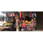 Sang sạp buôn bán mặt tiền chợ Tân Chánh Hiệp, Q.12