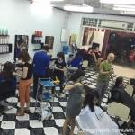 Sang tiệm tóc hoặc là sang mặt bằng MT đường Nguyễn Văn Quá, Quận 12