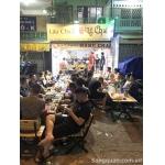 Sang quán ăn nhậu tại 025 Lô K, Sư Vạn Hạnh, p.2, Q.10