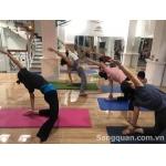 Sang nhượng phòng tập Yoga tại quận 9
