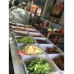 Sang quán cơm chay 48A Phan Huy Ích, P.15, Tân Bình