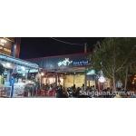 Sang quán Trà sữa - ăn vặt Lô A, Khu Ẩm Thực Chợ đêm Phú Cường, TP Rạch Giá