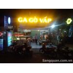 Sang Mặt bằng đường Lê Thị Hồng, P. 17, quận Gò Vấp
