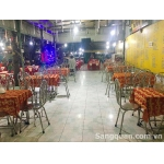 Sang quán ẩm thực sân vườn 1.800m2, đường Trần Đại Nghĩa, Bình Tân
