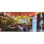 Sang quán nhậu mặt tiền đường Tây Thạnh, Tân Phú