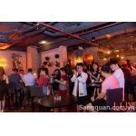 Sang quán bar có nhạc sống 104 Nam Kỳ Khởi Nghĩa, P. Bến Nghé, quận