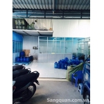 Sang Cơ sở sản xuất nước tinh khiết tại Q.9