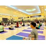 Sang phòng Gym -yoga- boxing đang hoạt động 873 Âu Cơ, Q.Tân Phú