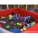 Thanh lý khu vui chơi trẻ em đầy đủ tiện nghi, Miếu Gò Xoài, quận Bình Tân