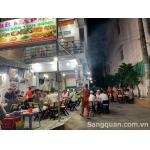 Sang quán nhậu góc 2 MT 839 Luỹ Bán Bích, Tân Thành, Tân Phú