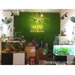 Sang quán cafe Nguyễn Cửu Vân - Bình Thạnh