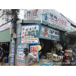 Sang tiệm tạp hoá và gạo 2 mặt tiền đang kinh doanh tốt 976 Vĩnh Lộc, Vĩnh Lộc B, BC