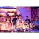 Sang lai quán bar nhật nằm ở lầu 5 đường Thái Văn Lung, quận 1