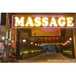 Chuyển công tác ra Bắc cần sang nhượng hoặc cho thuê lại 3 CS Massage