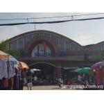 Sang Sạp Ngay Chợ Nhơn Đức, Nhà Bè, ( đường Ngô Quang Thắm)