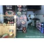 Sang quán thức ăn nhanh và trà sữa Đường 10, Phường Linh Xuân, Thủ Đức