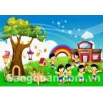Sang 3 Trường Mầm Non ở Củ Chi, Bình Chánh và Bình Tân .