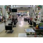 Sang tiệm tóc Nam - Nữ giá rẻ, đường số 10, P13, Q6.