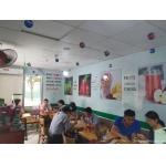 Sang quán cafe Tòa nhà Capri, 73 Hoàng Văn Thái, Quận 7