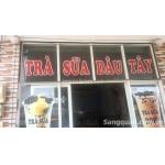Sang Quán Cafe Trà Sữa 30m2 Có Gác Ở Lại Huyện Củ Chi