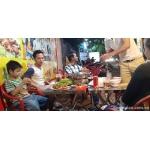 Sang quán nhậu, hải sản tươi sống 42 Hà Huy Giáp, Thạnh Lộc, quận 12