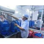 Sáng xưởng nước uống đóng bình location 108A Lưu Bình Hương